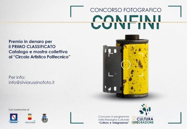 """Concorso Fotografico """"Confini"""