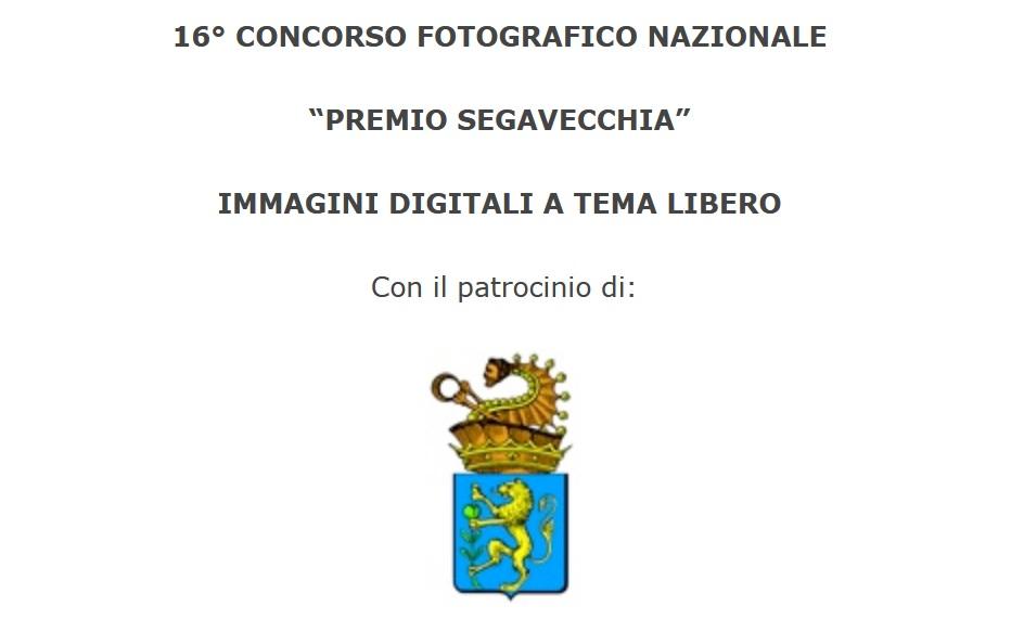 """16° Concorso fotografico """"PREMIO SEGAVECCHIA"""