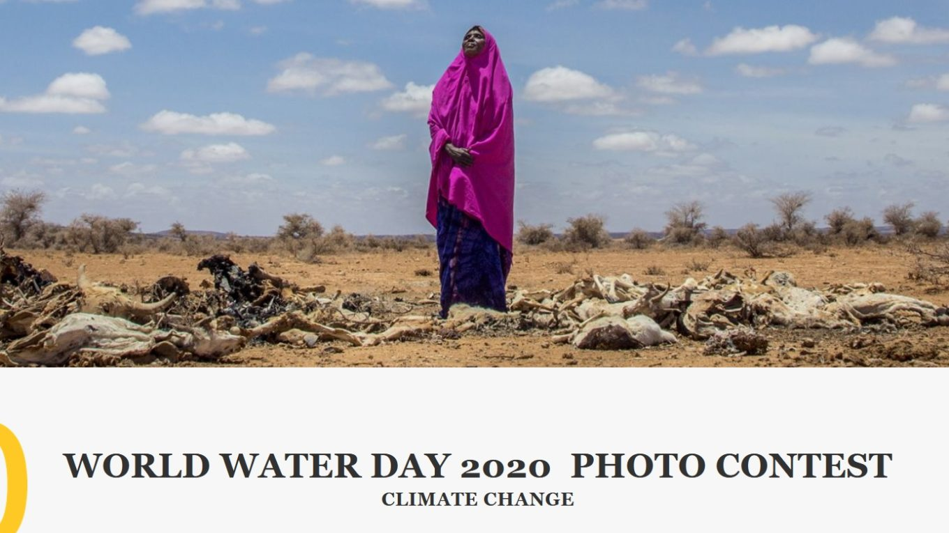 Concorso World Water Day Photo Contest Climate Change