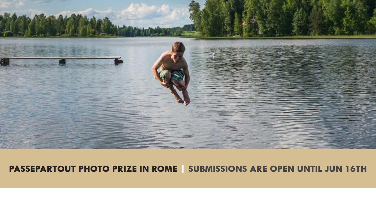 Concorso fotografico Passepartout Prize