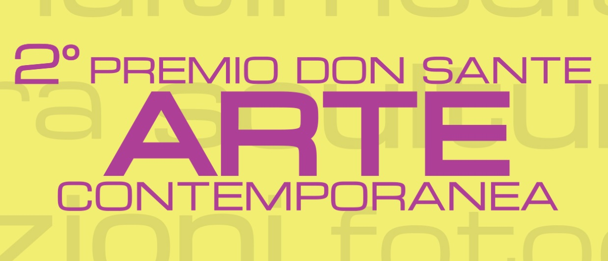 Premio Don Sante Arte Contemporanea