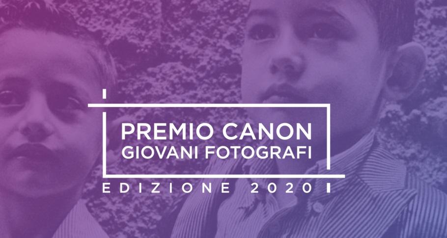 Premio Canon Giovani Fotografi