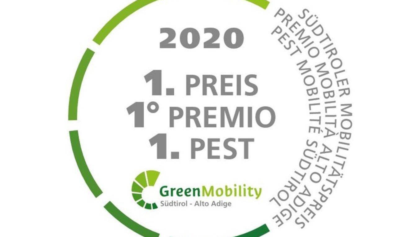 Premio Mobilità Alto Adige