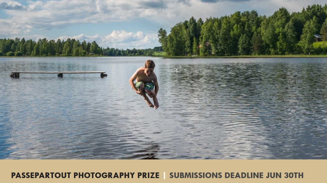 PASSEPARTOUT PHOTOGRAPHY PRIZE