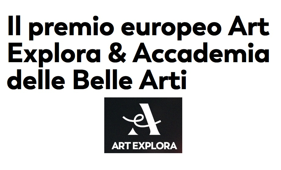 Il premio europeo Art Explora