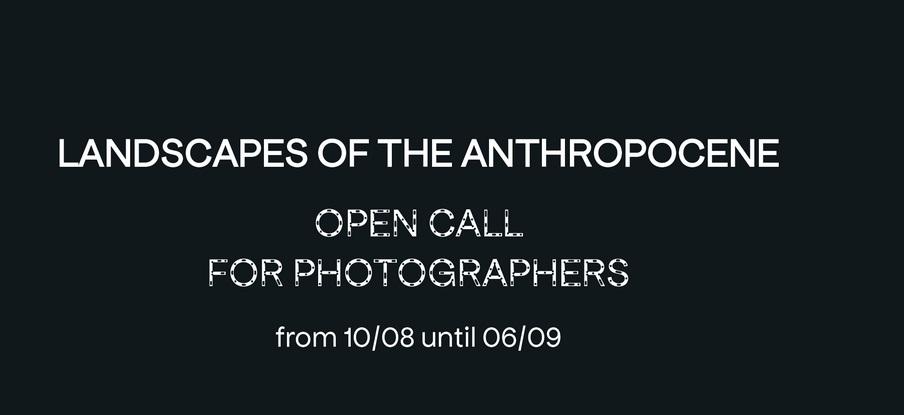 Paesaggi dell'Antropocene
