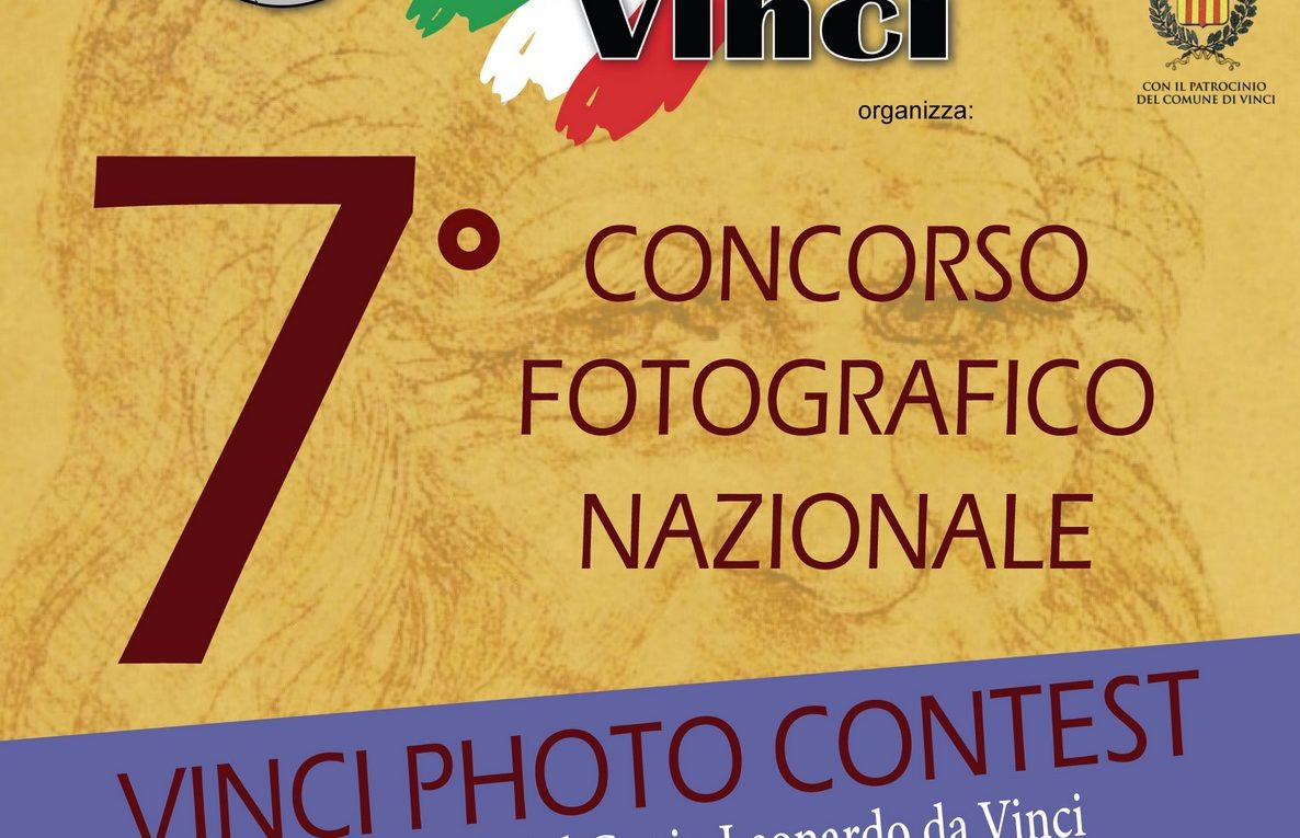 7° VINCI PHOTO CONTEST