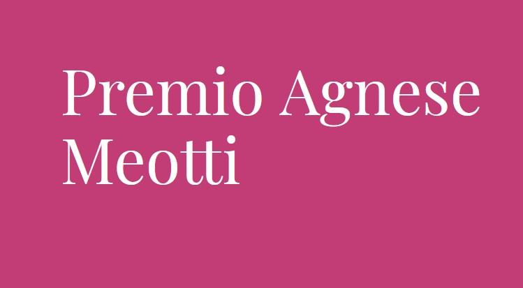 Premio Agnese Meotti