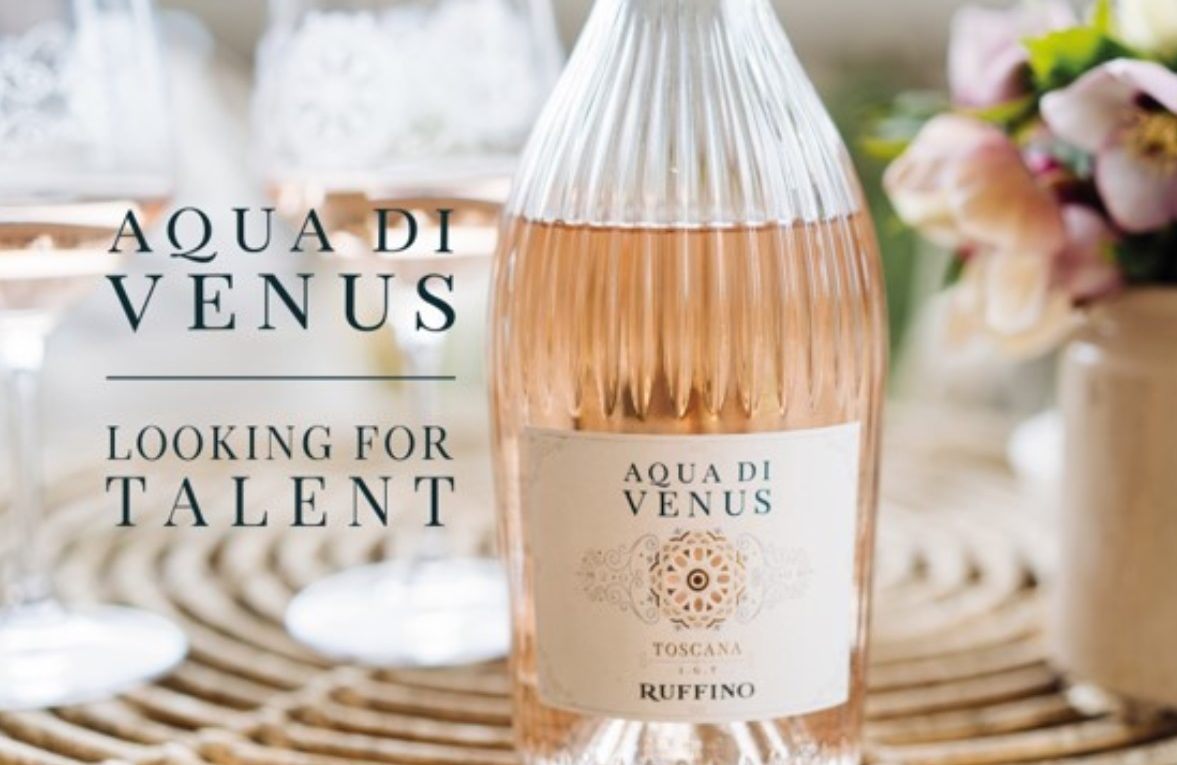 Ruffino - Aqua di Venus Looking For Talent