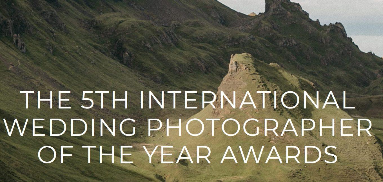 International Wedding Photographer of the Year Awards